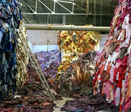 Clothing Recycled | Tim Mitchell | stylefeelfree