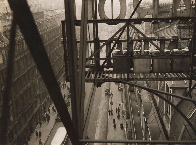 Germaine Krull, una mujer en el epicentro del avant-garde fotográfico