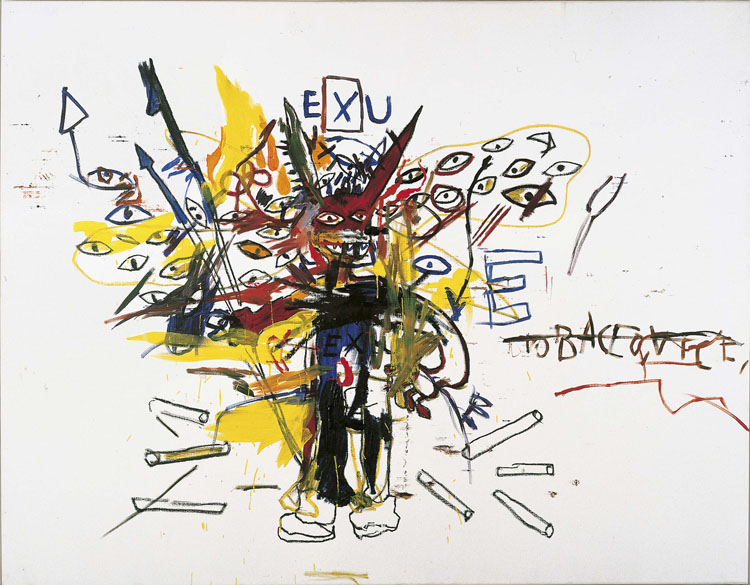 Basquiat | Guggenheim Bilbao | stylefeelfree