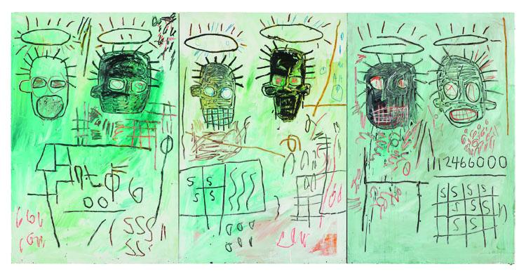 Basquiat | Guggenheim Bilbao | stylefeelfree