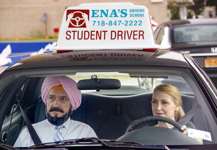 Aprendiendo a conducir | Al volante de una vida