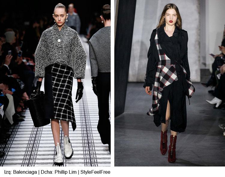 Tendencias moda: asimetrías | StyleFeelFree