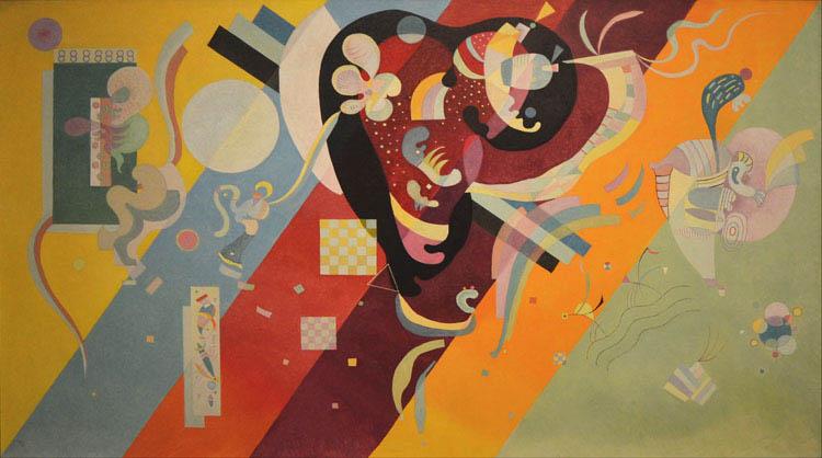 Kandinsky, un itinerario de lo íntimo a lo célebre en Madrid