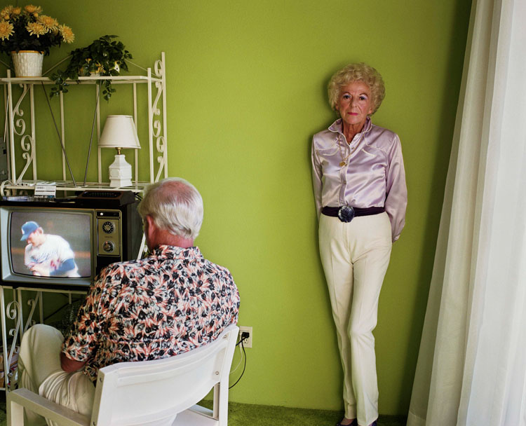 Larry Sultan | StyleFeelFree