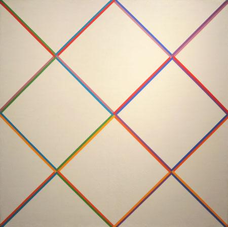 Max Bill, concentración rítmica del color en Juan March