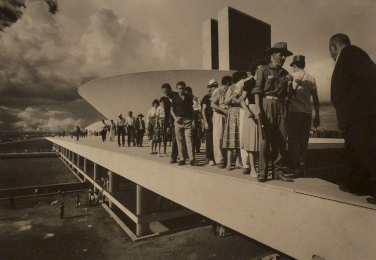 La fotografía brasileña como testimonio del proceso de modernización de Brasil