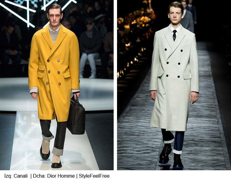 abrigos de doble botonadura | Stylefeelfree