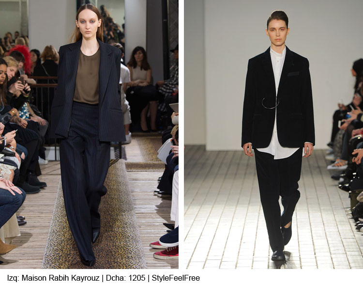 traje pantalón para mujer | StyleFeelFree