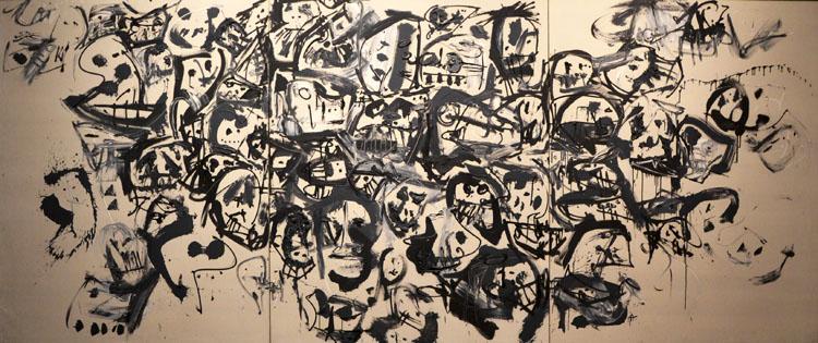 Exposición Lo nunca visto | Antonio Saura | StyleFeelFree