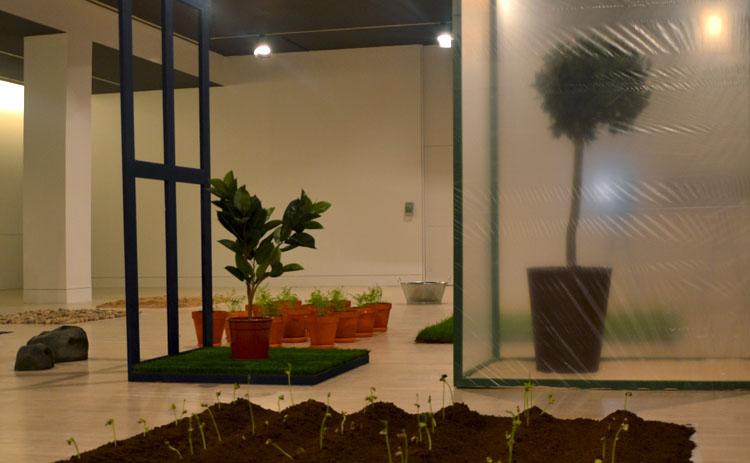 Instalación de Fina Miralles en Museo Arqueológico | Año 35 | StyleFeelFree