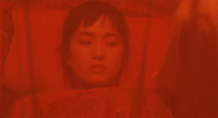 Fotograma de La linterna roja de Zhang Yimou | StyleFeelFree