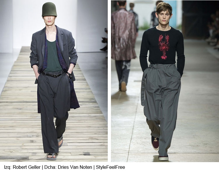 Pantalones baggy | StyleFeelFree