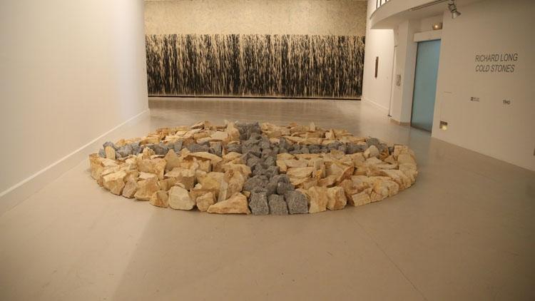 Richard Long en CAC Málaga | StyleFeelFree