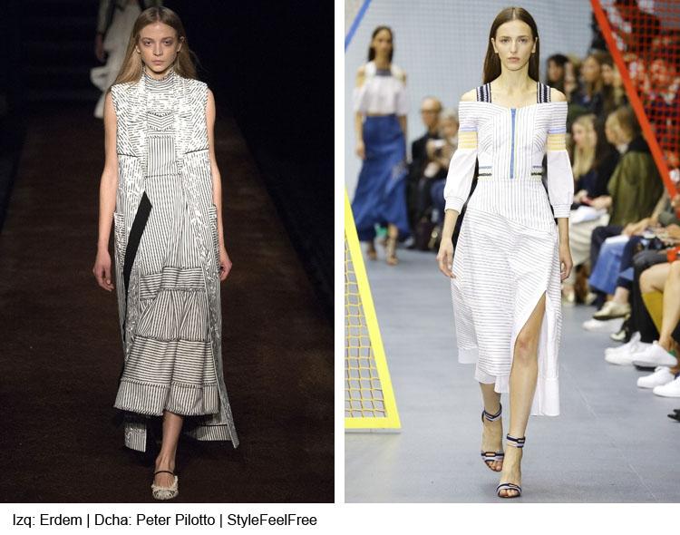 Tendencias moda: rayas | StyleFeelFree