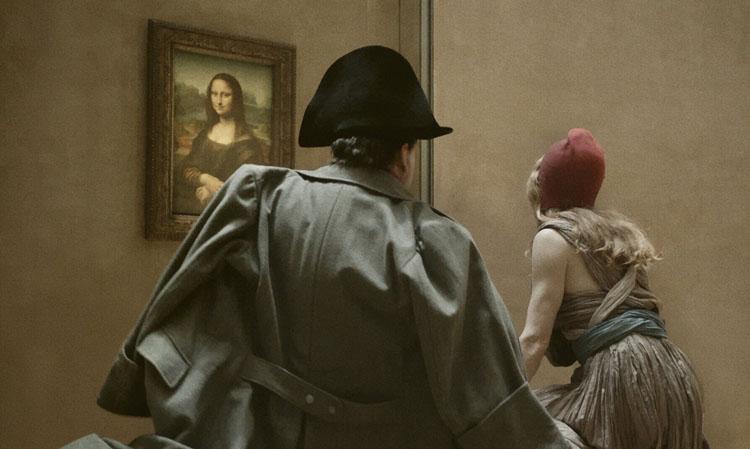 Francofonia | Sinfonía del arte y la guerra