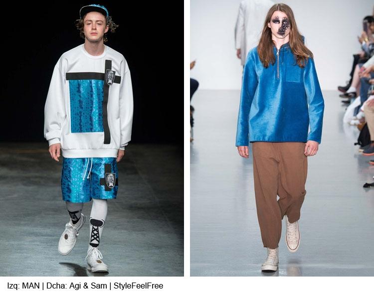 Tendencias moda: azules | StyleFeelFree