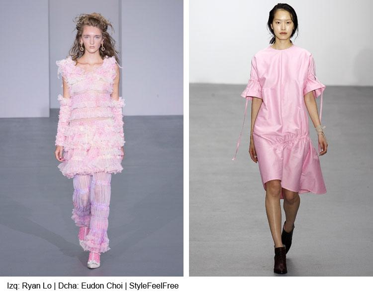 Tendencias moda color rosa Primavera/Verano 2016 por StyleFeelFree magazine