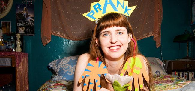 Lisa Prank, sucesora del punk