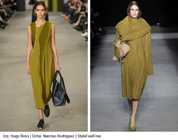 Tendencias moda Otoño / Invierno 2016-17 por StyleFeelFree magazine