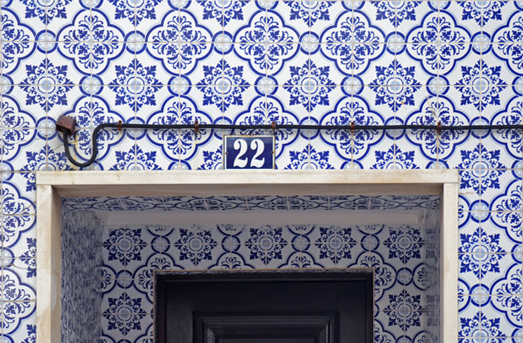 Azulejos de Aveiro | StyleFeelFree