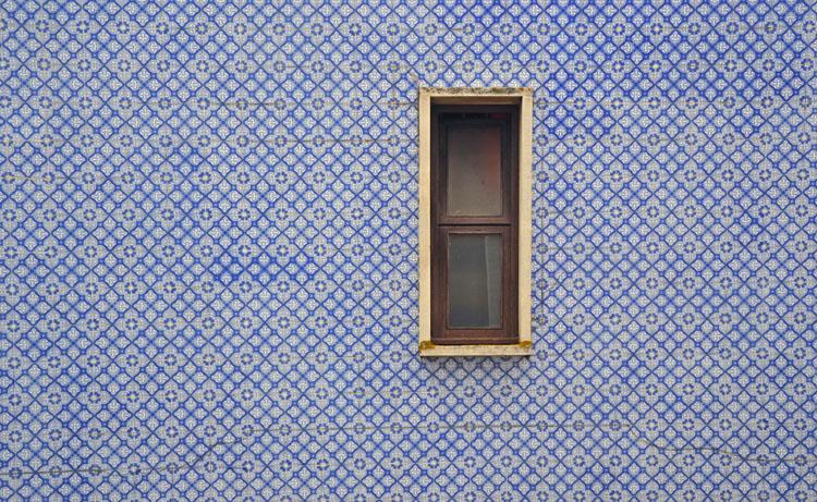 Azulejos de Beira Mar en Aveiro, arte popular viviente