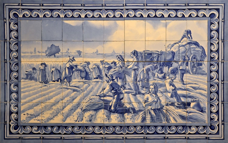 azulejos Portugal | StyleFeelFree
