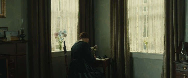 Historia de una pasión | Poema a Emily Dickinson