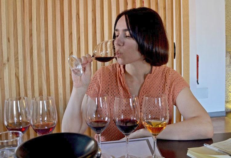 Cata de Vino de Oporto | Bodegas Ramos Pinto | StyleFeelFree