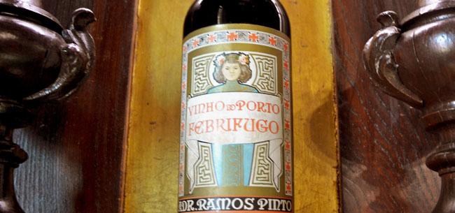 Ramos Pinto, la añeja etiqueta vinícola de un dulce Oporto