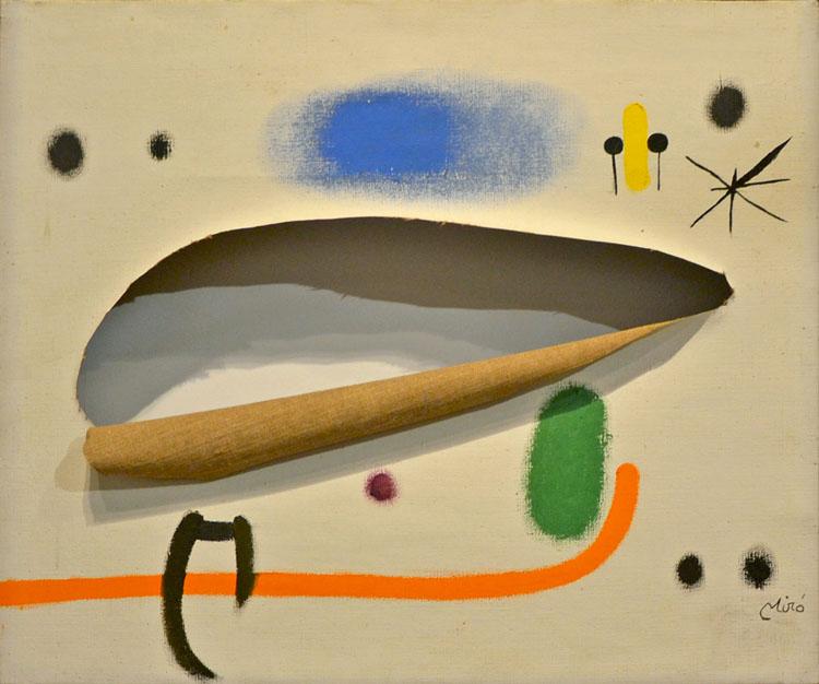 El Miró oculto sale a la luz