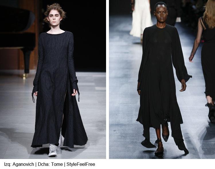 Mourning dress | Vestidos de negros de fiesta | StyleFeelFree