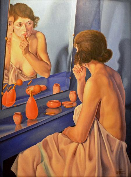 Realismo mágico, arte italiano en la Fundación Mapfre de Madrid | StyleFeelFree