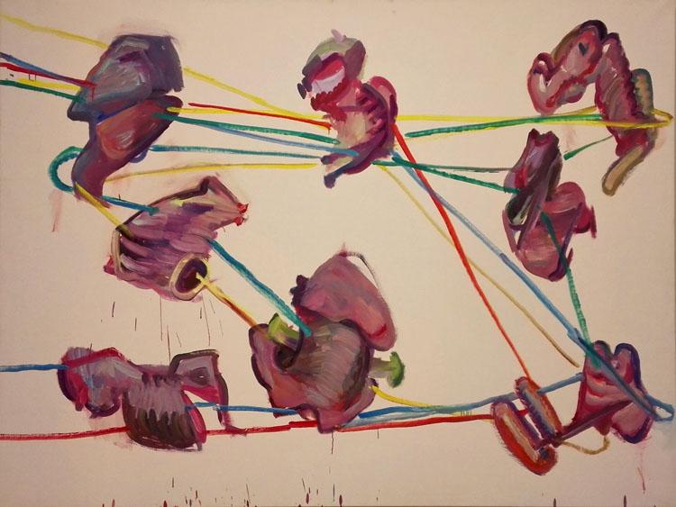 Maria Lassnig, sintiendo la experiencia corporal