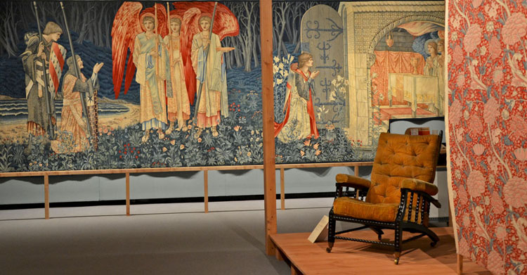William Morris. Arts and Crafts | StyleFeelFree