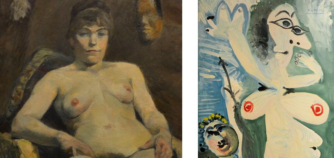 El pecado original de la modernidad: Picasso/Lautrec