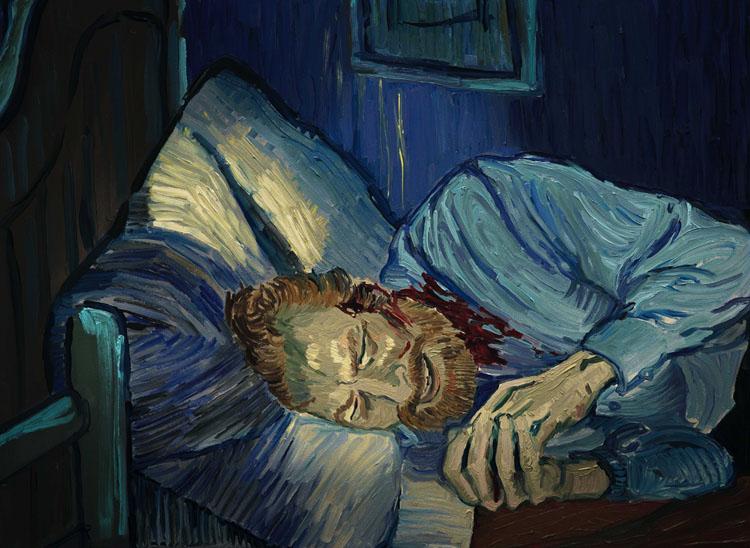 Loving Vincent | Carta de amor a Vincent Van Gogh