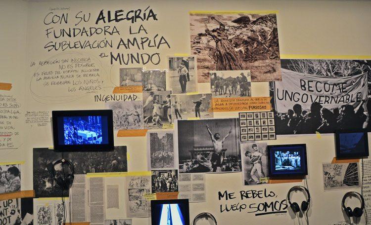 El Gran Río. Resistencia, Rebeldía, Rebelión, Revolución   Circulo de Bellas Artes   StyleFeelFree