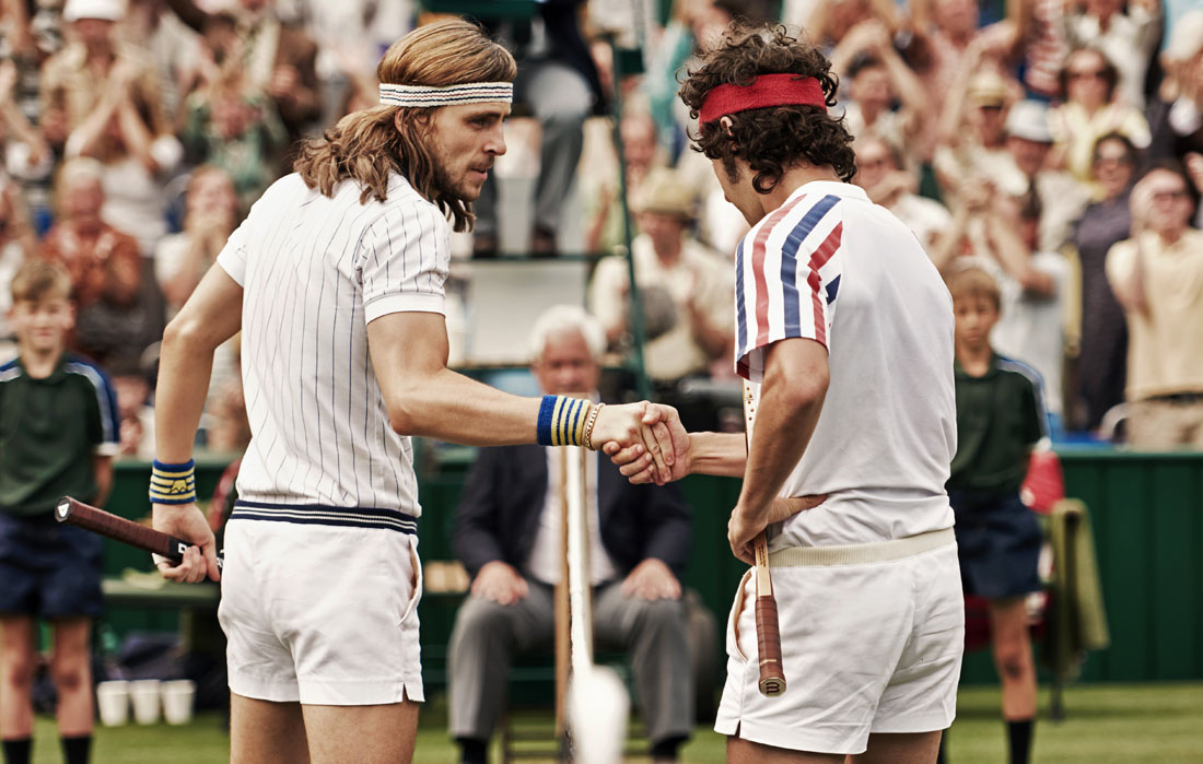 Borg McEnroe | StyleFeelFree