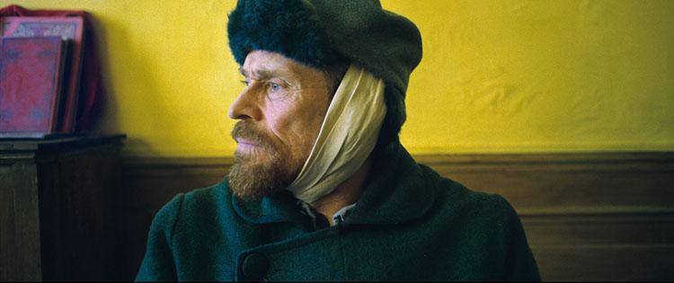 Van Gogh, a las puertas de la eternidad | Gestos interrumpidos