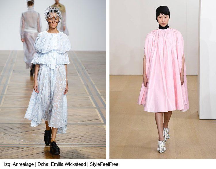 moda | vestidos merengue