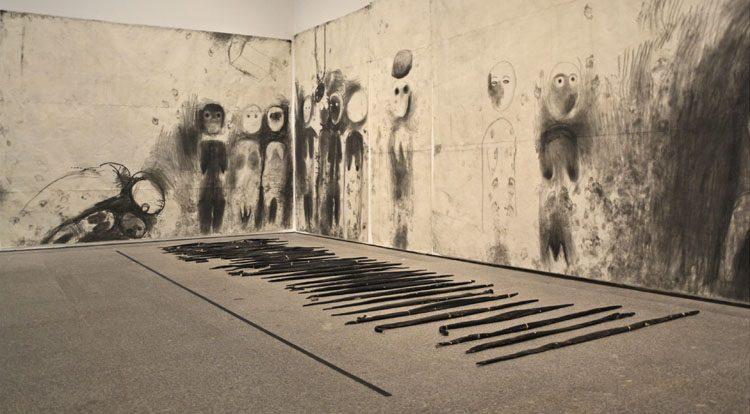 exposición, todo es igualmente importante | Museo Reina Sofía | StyleFeelFree
