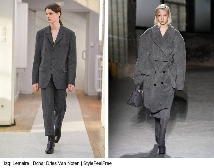 Moda 2019: Gris | StyleFeelFree
