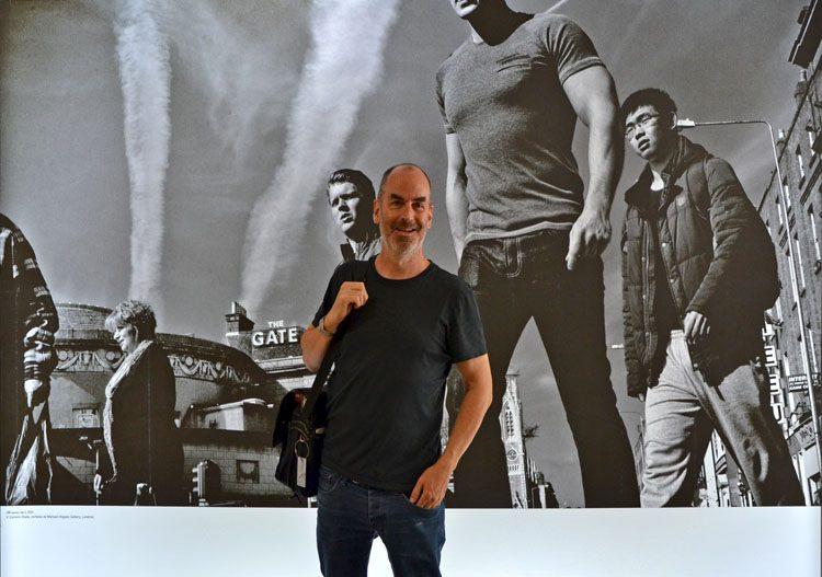Eamonn Doyle en Fundación Mapfre | StyleFeelFree