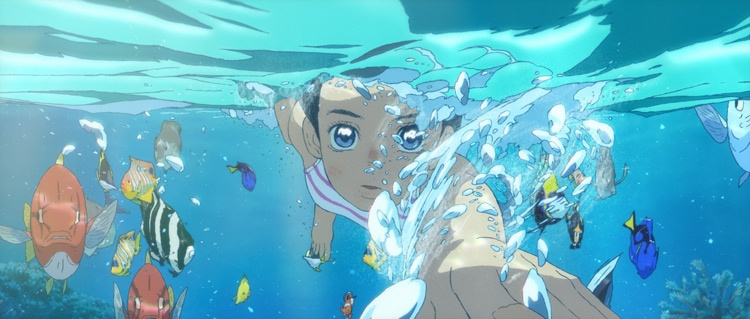 Los niños del mar (2019) de Ayumu Watanabe