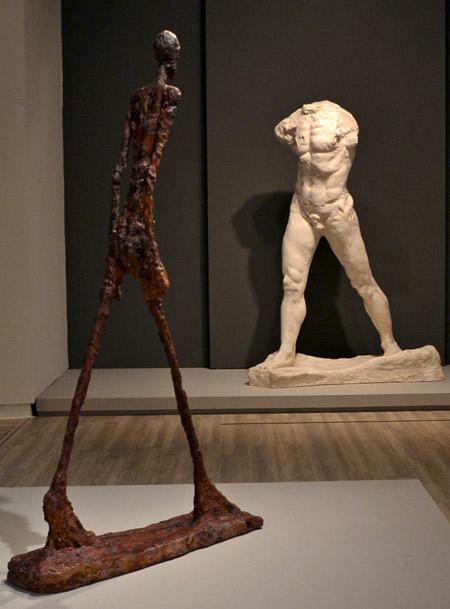 Exposición Rodin-Giacometti en Fundación Mapfre   StyleFeelFree