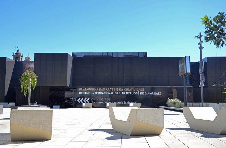 Plataforma das Artes e da Criatividade / Centro Internacional  das Artes José de Guimarães | Portugal | StyleFeelFree