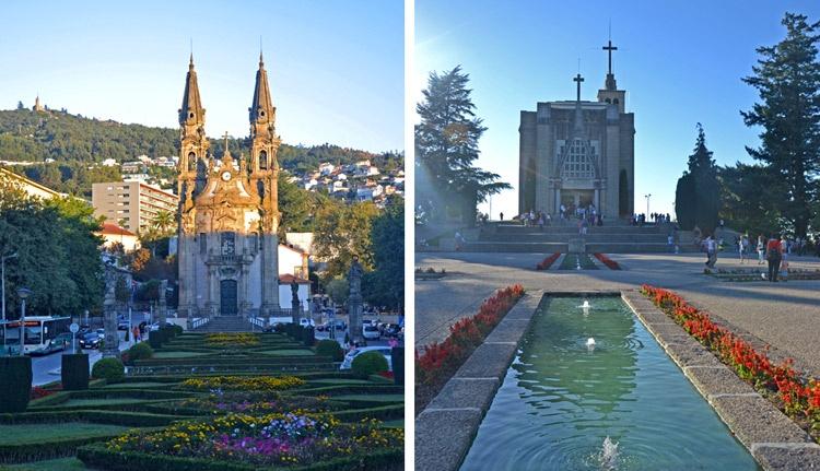 Iglesia de São Gualter y Santuario da Penha | Portugal | StyleFeelFree