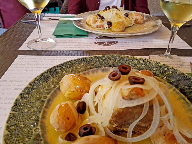 Bacalao | Gastronomía | Aveiro | StyleFeelFree