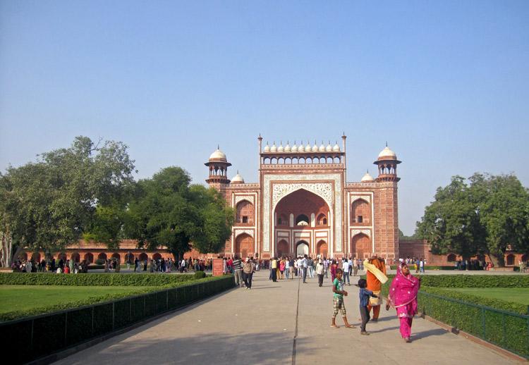 Taj Mahal   Agra   India   StyleFeelFree