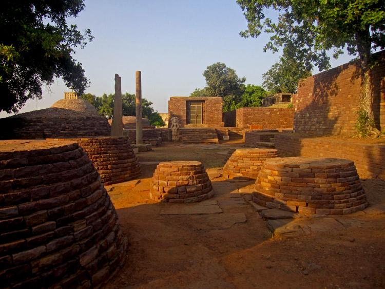 Sanchi | Arquitecturas Budistas | India | StyleFeelFree